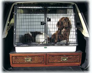 Gun Dog Transit Boxes Uk